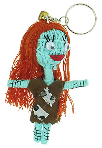 Costumes Jack Burton (Sally Night Before X-mas Voodoo String Doll Keyring)
