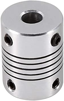 30 Coupling Outer Diameter:20 VXB Brand Japan MJC-20CS-BL 10mm to 10mm Jaw-Type Flexible Coupling Coupling Bore 2 Diameter:10mm Coupling Length