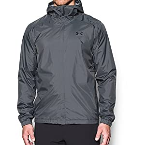 Under Armour Men's Storm Bora Jacket, Rhino Gray/Steel, XX-Large