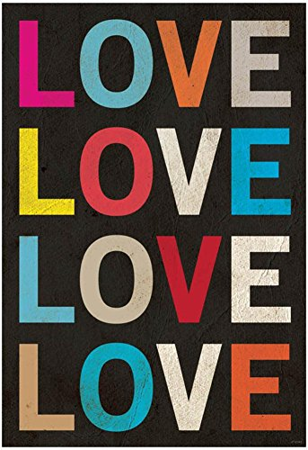 Buy poster revolution love is love poster 13 x 19in