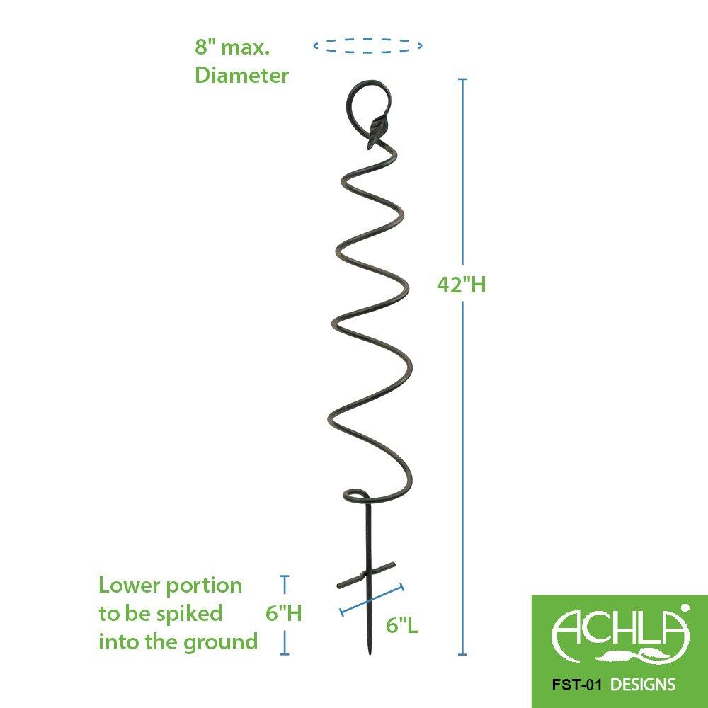 Achla Designs Spiral Trellis