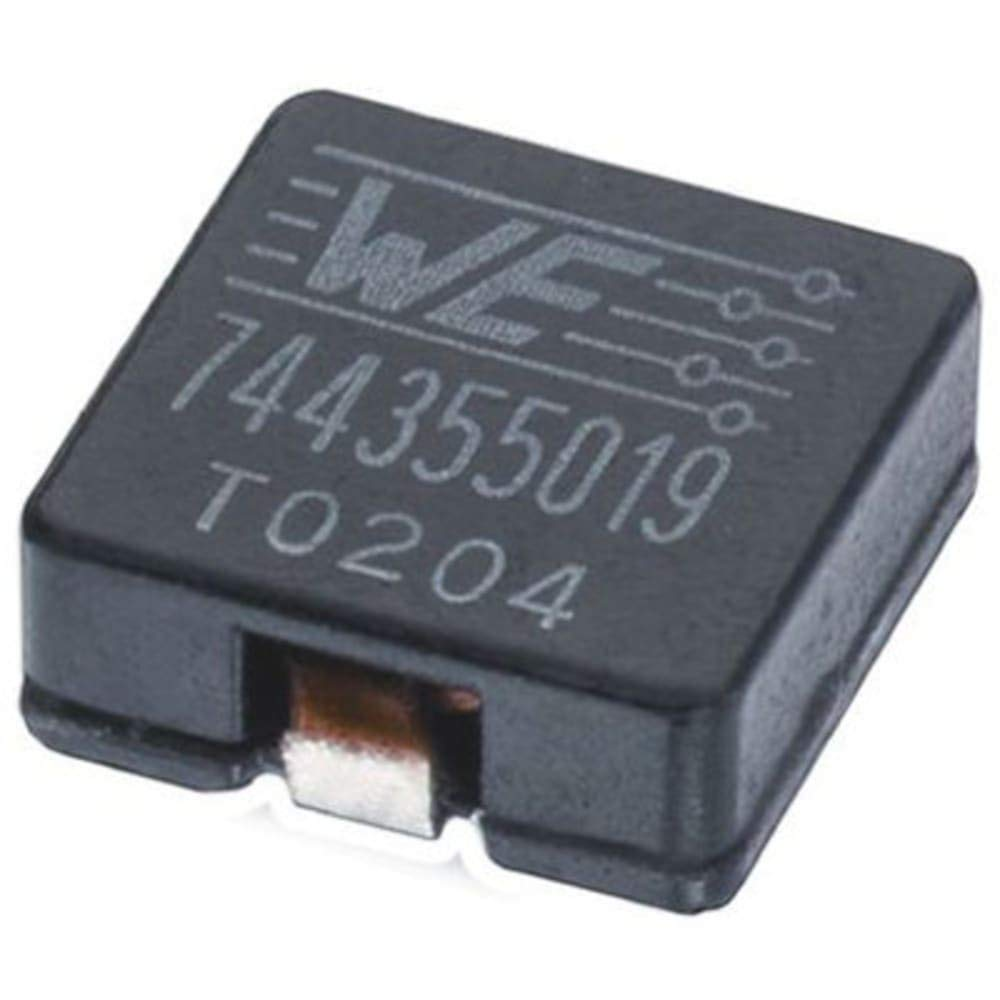 Inductors; Fixed; WE-HCI Flat 1890 6.8uH 18.5A 4.1mOhm - Pack of 10