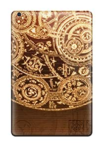 Hot Premium Gears Artistic Heavy-duty Protection Case For Ipad Mini 3 7783600K75686624