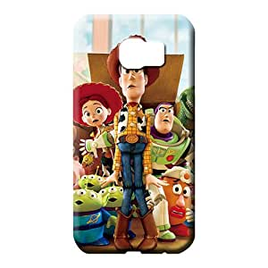 samsung galaxy s6 edge Durability High-definition Forever Collectibles cell phone carrying covers toy story