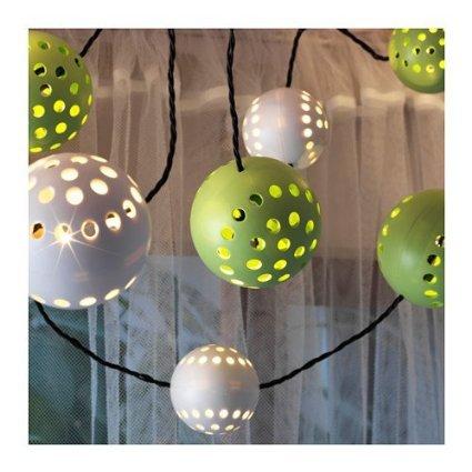 outlet store 068f9 e01d8 IKEA SOLVINDEN Decoration Christmas Light Ball Pack Of 12 ...