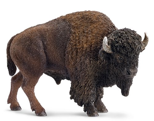 Buffalo Figurine - 1