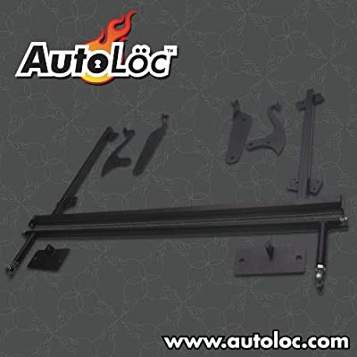 AutoLoc Power Accessories 9621 Universal Tilt Hood Kit