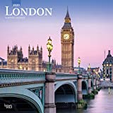 London 2020 12 x 12 Inch Monthly Square Wall Calendar, UK United Kingdom City