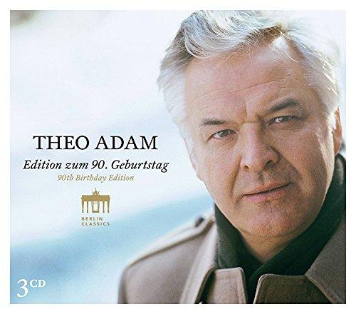 Adams Baritone (Theo Adam)