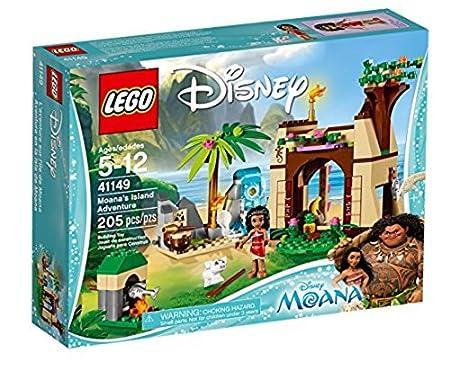 LEGO Princesas Disney Aventura la isla de Moana