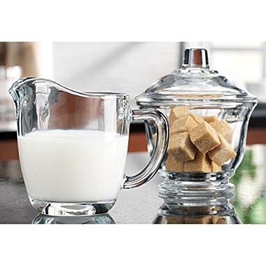 Home Essentials & Beyond 8964 Tablesetter Sugar & Creamer