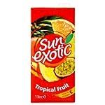 Sun Exotic Tropical Fruit 1 Litre (Pa...