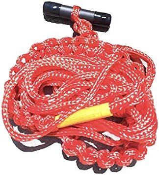 Tantrum Tow Ropes T Bar Wakesurf Rope White