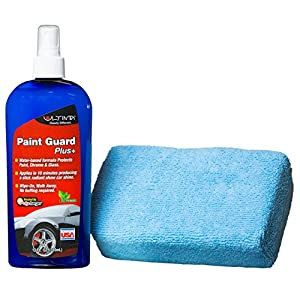 Ultima Paint Guard Plus Season Long Protectant, Sealant and Applicator Kit for Auto, Truck, RV, 12 fl. oz.