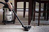Stanley 4 Gallon Wet Dry Vacuum , 4 Peak HP