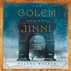 The Golem and the Jinni Hörbuch