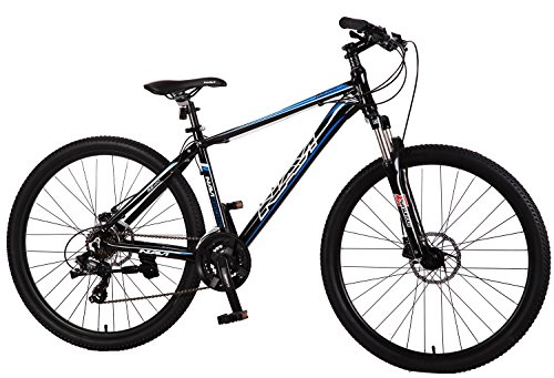 Navi RS100 Hardtail Mountain Bike, Aluminum Alloy Frame, Shimano Disc Brakes Review
