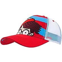Where's Waldo - Peeking Snapback Cap