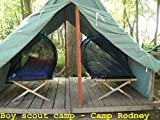 SANSBUG 1-Person Free-Standing Pop-Up Mosquito-Net