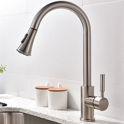Review kitchen faucet 11