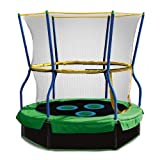 Skywalker-Trampolines-40-Lily-Pad-Adventure-Bouncer-with-Enclosure