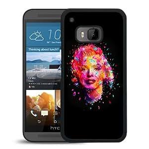 Monroe Artwork Durable High Quality HTC ONE M9 Phone Case