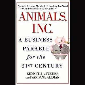 Animals, Inc. Audiobook