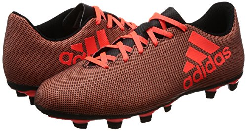 Chaussures Homme Rojsol X 17 Fxg Football De 4 negbas Noir Adidas Narsol Pour wZ6Iqw