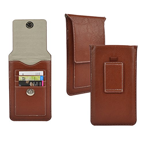 Vertical Leather Pouch Xperia Oneplus