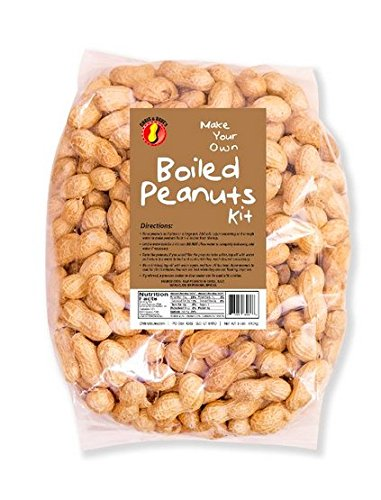 Make Your Own Boiled Peanuts Kit