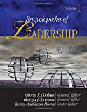 img - for Encyclopedia of Leadership 4 vol. set book / textbook / text book