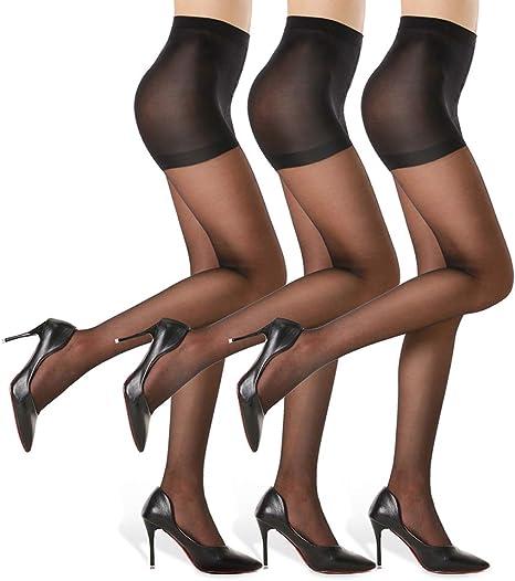 Stockings Pantyhose 5 x BONDS SHEER TIGHTS COMFY TOPS