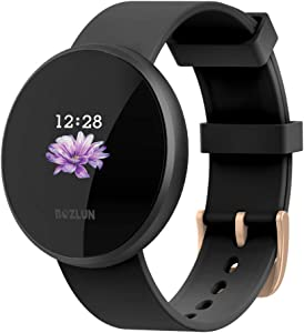 BOZLUN Smart Watch for Android Phones and iPhones, Waterproof Smartwatch Activity Fitness Tracker with Heart Rate Monitor Sleep Tracker Step Counter for Men and Women
