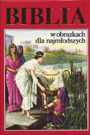 Polish Children' Bible / Biblia w obrazkach dla najmlodszych / Poland