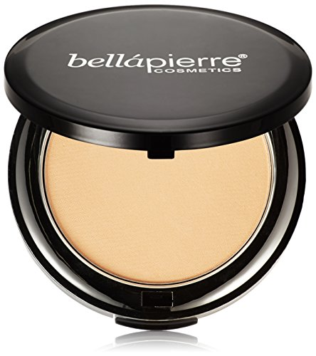 Bella Pierre Compact Mineral Foundation in Ivory, 0.35-Ounce