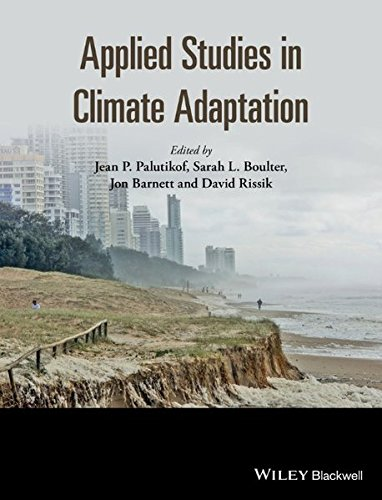 Applied Studies in Climate Adaptation
