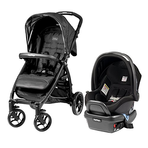 Peg Perego Booklet Travel System, Onyx by Peg Perego