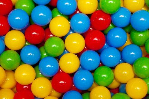Review Playhut Play Balls, 150