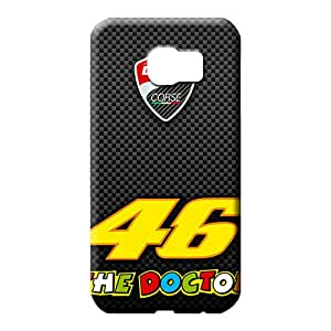samsung galaxy s6 phone carrying skins High-end Series pattern valentino rossi