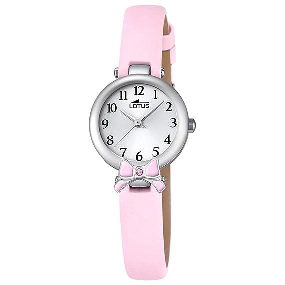 Lotus Junior Collection 18265/2 Reloj para chicas Legibilidad Excelente: LOTUS: Amazon.es: Relojes
