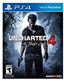 Uncharted 4: A Thief's End - PlayStation 4 (Certified Refurbished)