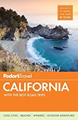 Written by locals, Fodor's travel guides have been offering expert advice for all tastes and budgets for over 80 years.       California is one of America's most popular vacation destinations--its diversity draws every type of traveler...