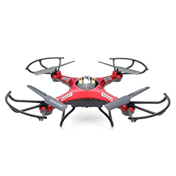 JJRC H8D RC Quadcopter Drone Helicóptero con Transmisor FPV ...