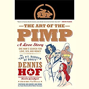 The Art of the Pimp Audiobook