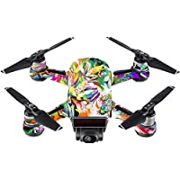 Skin For DJI Spark Mini – Wet Paint | MightySkins Protective, Durable, and Unique Vinyl Decal wrap cover | Easy To Apply, Remove, and Change Styles | Made in the USA