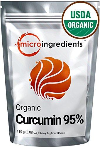 Micro Ingredients Organic Curcumin Turmeric