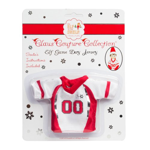 Claus Couture Collection Game Day Jersey -