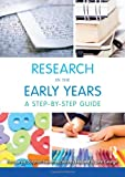 Research in the Early Years, Pam Jarvis and Jane George, 1408254077