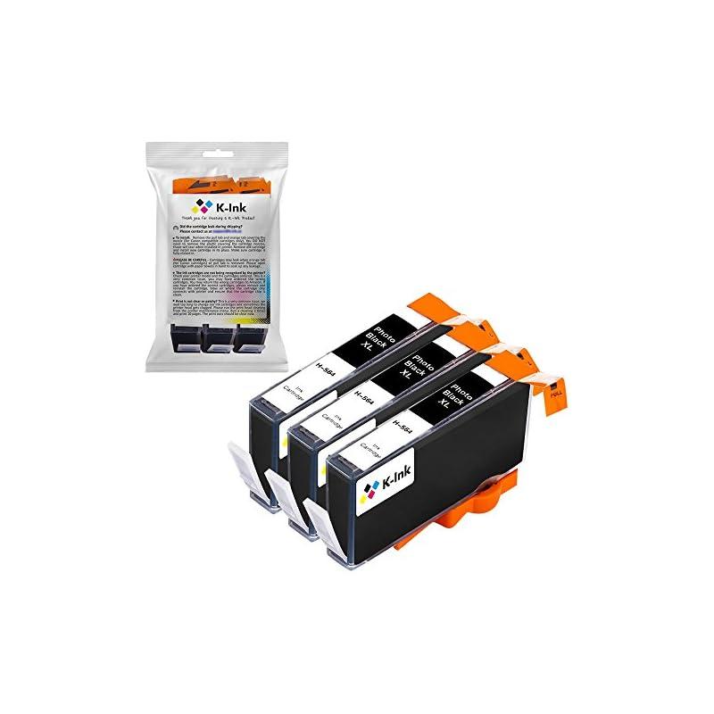 K-Ink Compatible Ink Cartridges Replacem