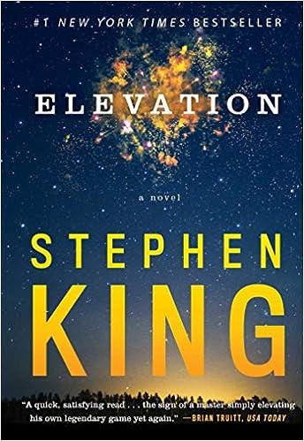 Amazon Fr Elevation Stephen King Livres